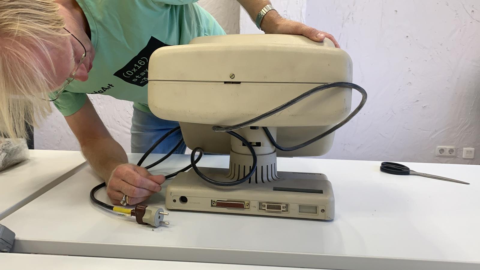 Музей DataArt. Распаковываем и запускаем «Радио-86РК» - 7