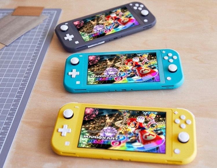 Помимо стандартных цветов Switch Lite выйдет также вариант Pokémon Edition