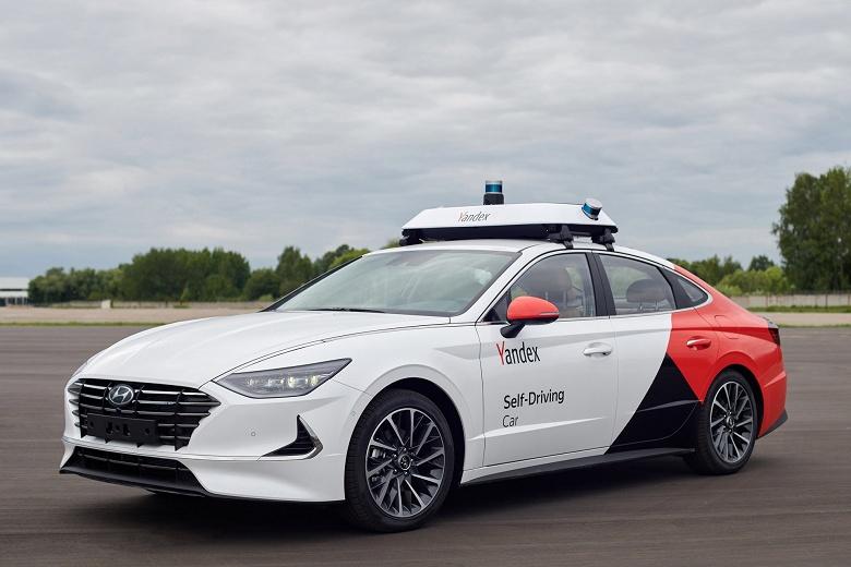 «Яндекс» создал прототип беспилотной Hyundai Sonata