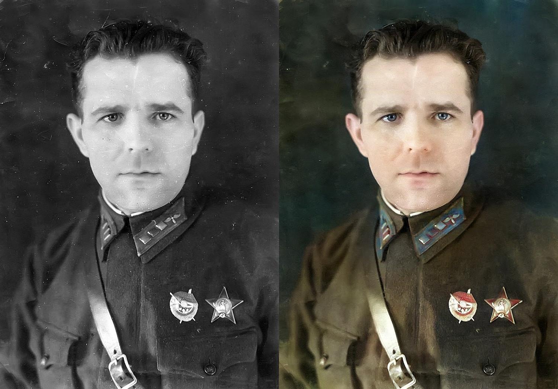 AI-Based Photo Restoration - 1