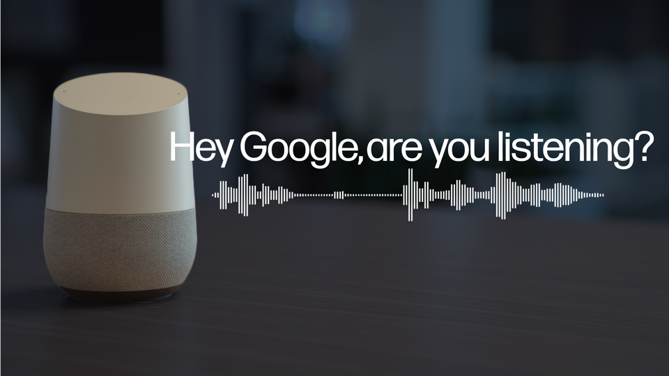 Google прослушивает пользователей через умные колонки - 1