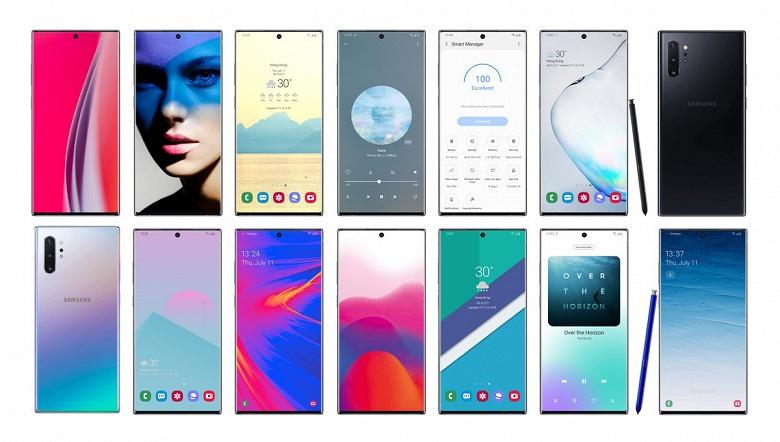 Samsung Galaxy Note10+ поддерживает 45-ваттную зарядку, но в комплекте будет адаптер на 25 Вт