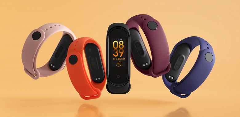 Фитнес-браслет Xiaomi Mi Band 4 начал продаваться в России