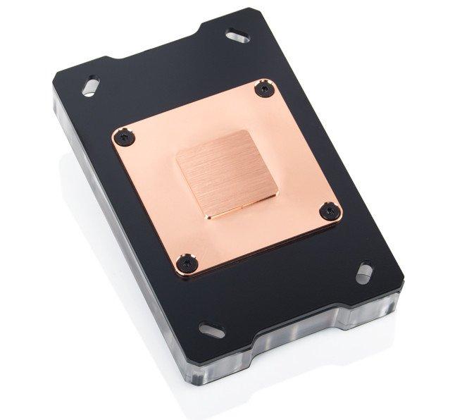 Новый водоблок Bitspower серии Touchaqua предназначен для процессоров AMD в исполнении AM4