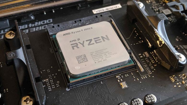 Официально: новейшие процессоры AMD Ryzen 3000 действительно не рассчитаны на разгон