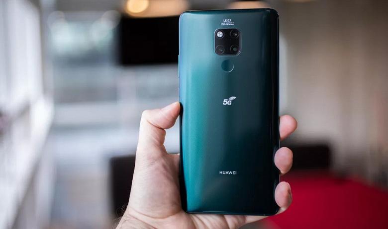 Первый смартфон Huawei с модемом 5G — Mate 20 X 5G — наконец-то поступил в продажу