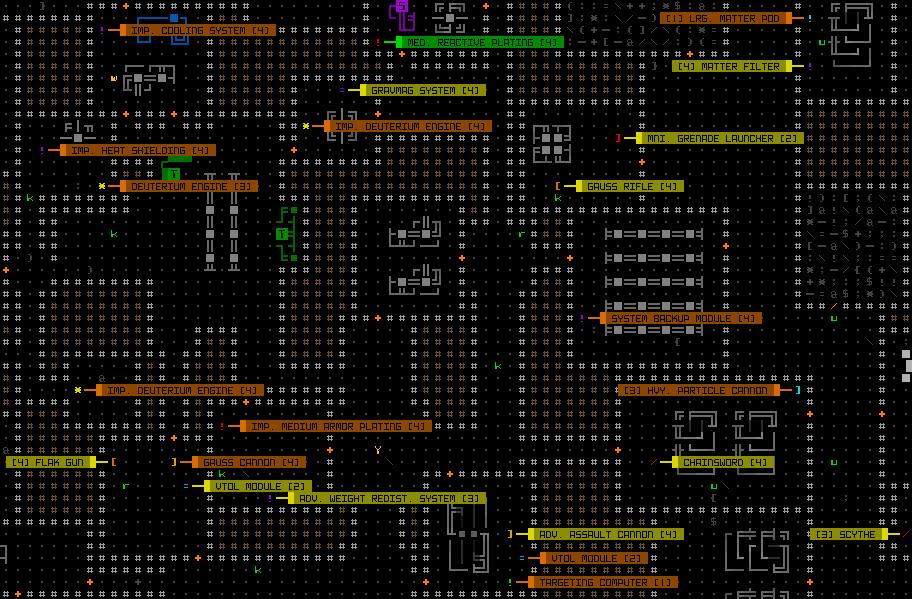 Специальные игровые режимы в контексте Roguelike - 11