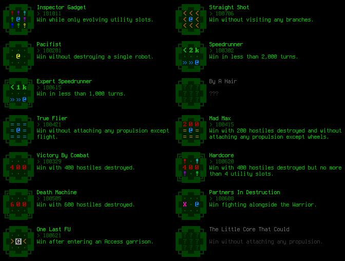 Специальные игровые режимы в контексте Roguelike - 15