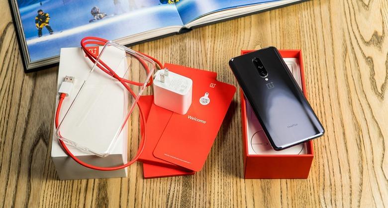 OnePlus прилично зарабатывает на каждом проданном смартфоне OnePlus 7 Pro