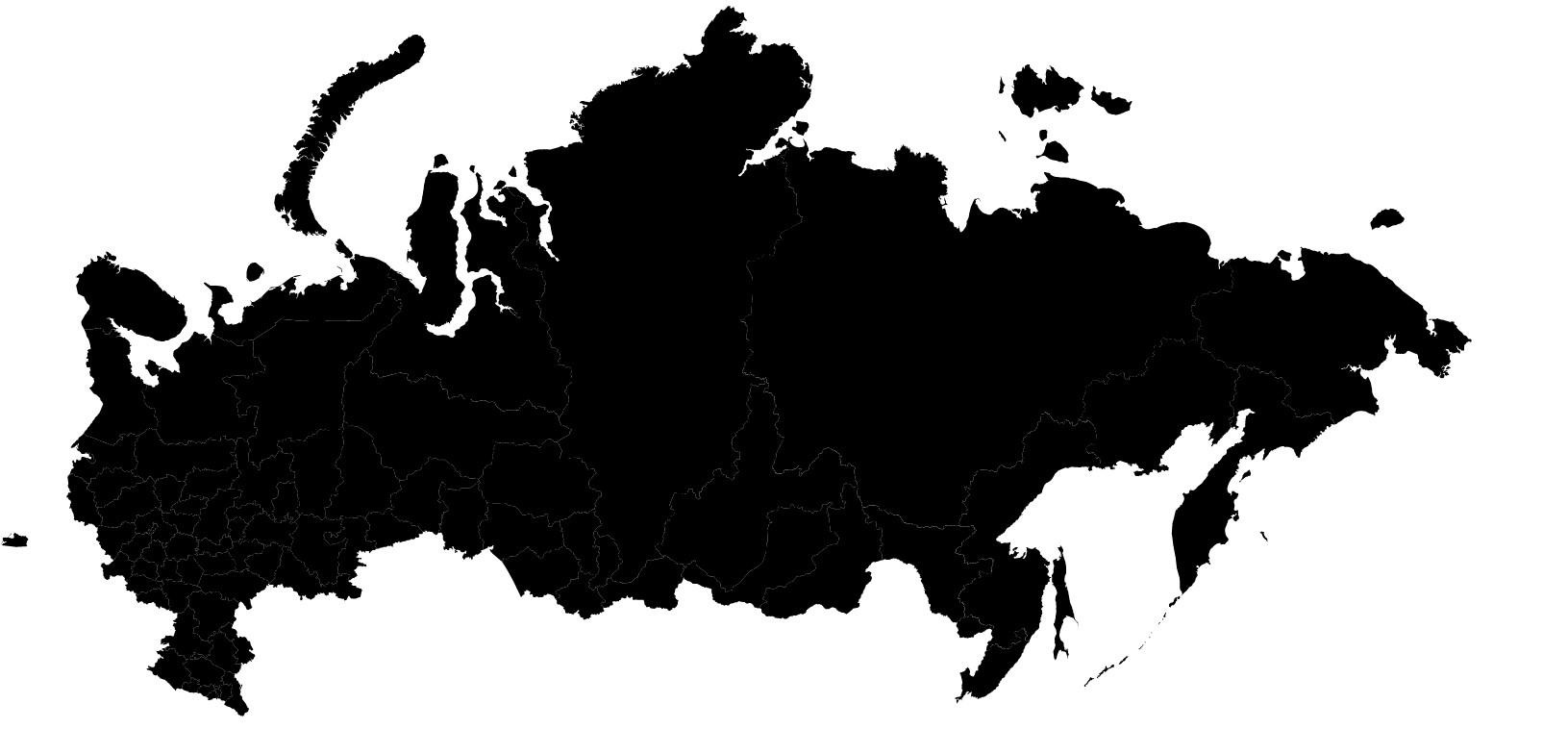 Интерактивная карта субъектов России для новичка. Ошибки, которые допустил я и которые не должны допустить вы - 2