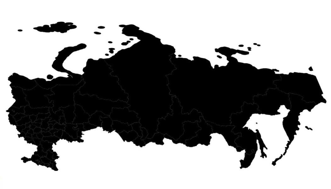 Интерактивная карта субъектов России для новичка. Ошибки, которые допустил я и которые не должны допустить вы - 3