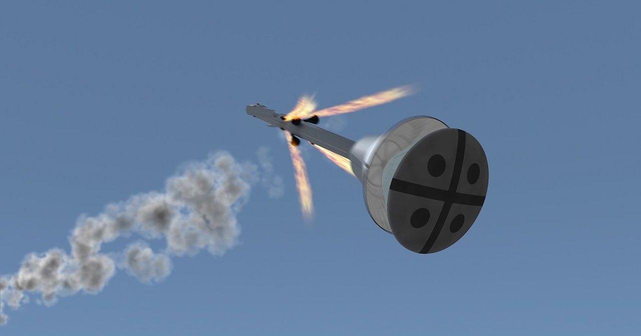 Как работает система аварийного спасения корабля Orion: видео