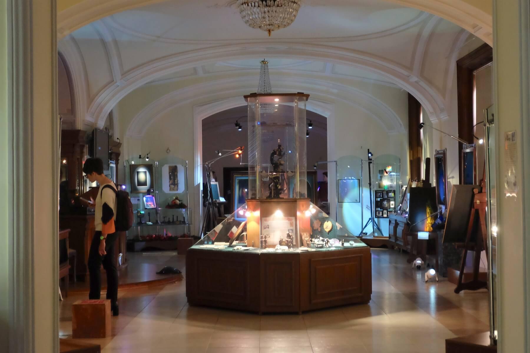 Фотоэкскурсия: Музей оптики Университета ИТМО - 12