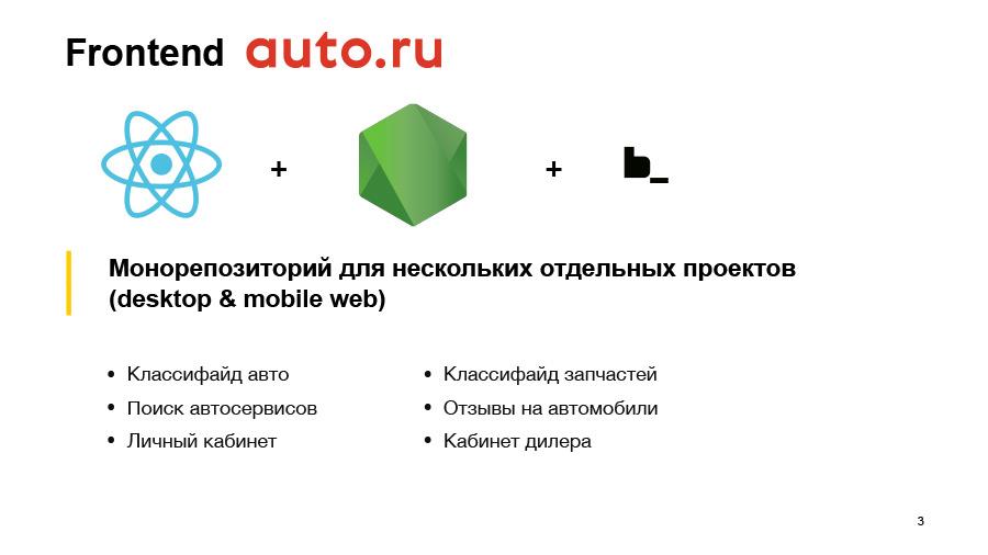 Полный цикл тестирования React-приложений. Доклад Авто.ру - 2