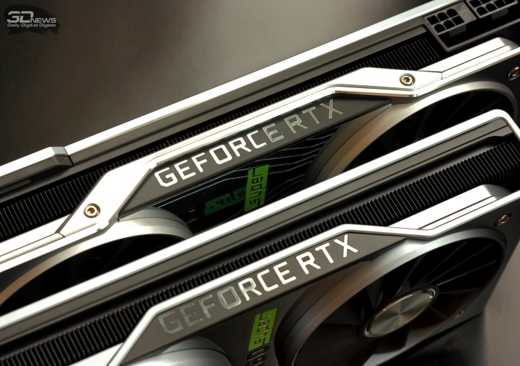 Новая статья: Обзор видеокарт NVIDIA GeForce RTX 2060 SUPER и GeForce RTX 2070 SUPER