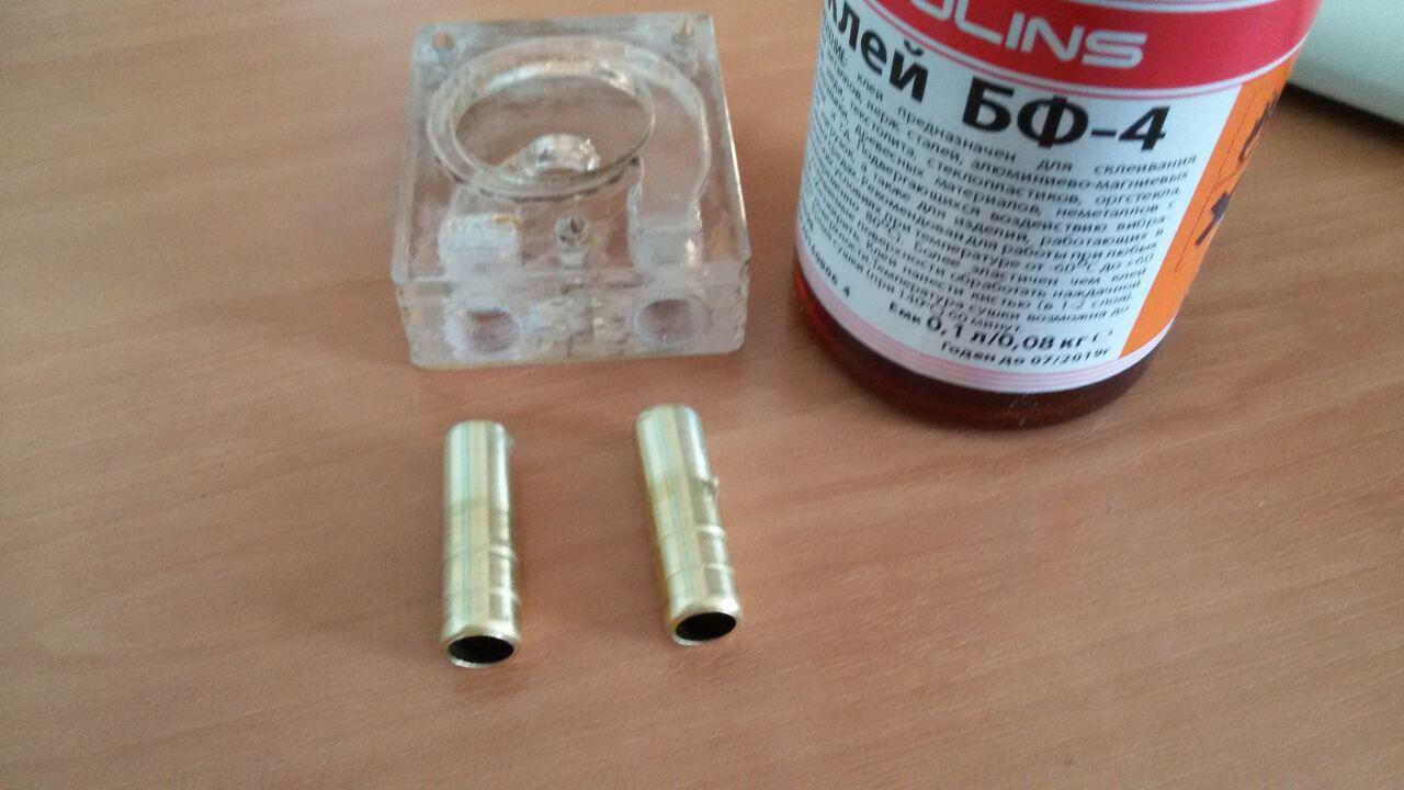 Поделки из нерабочих HDD — мини-помпа - 10