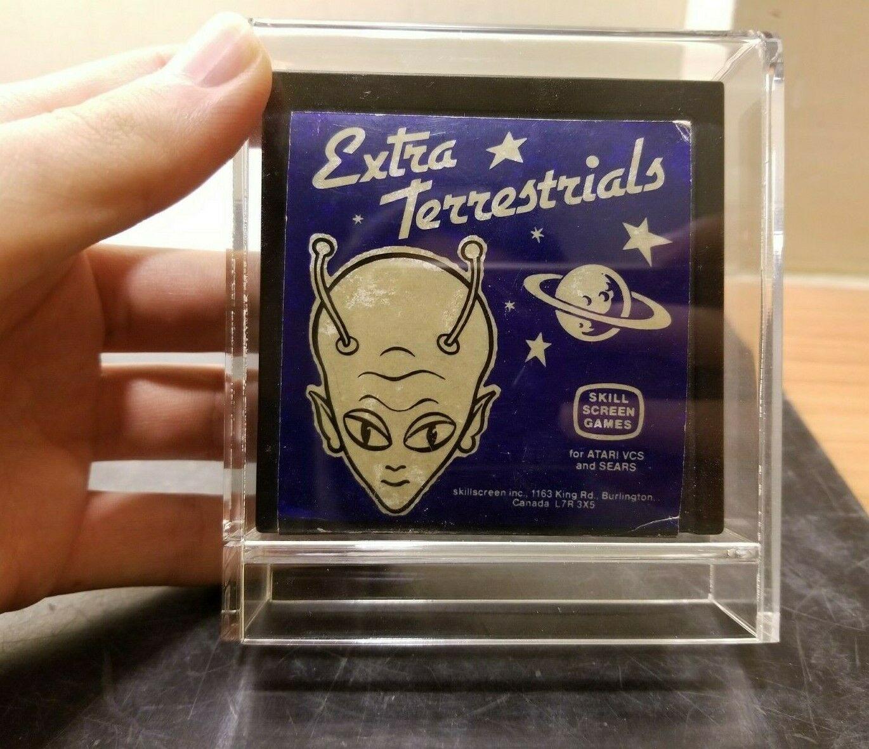 Редчайшая игра Extra Terrestrials для Atari 2600 продается на eBay по цене в $90 000 - 1