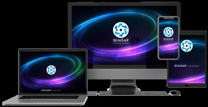 Quasar 1.0: новый полезный инструмент для Vue-разработчиков и не только для них - 1