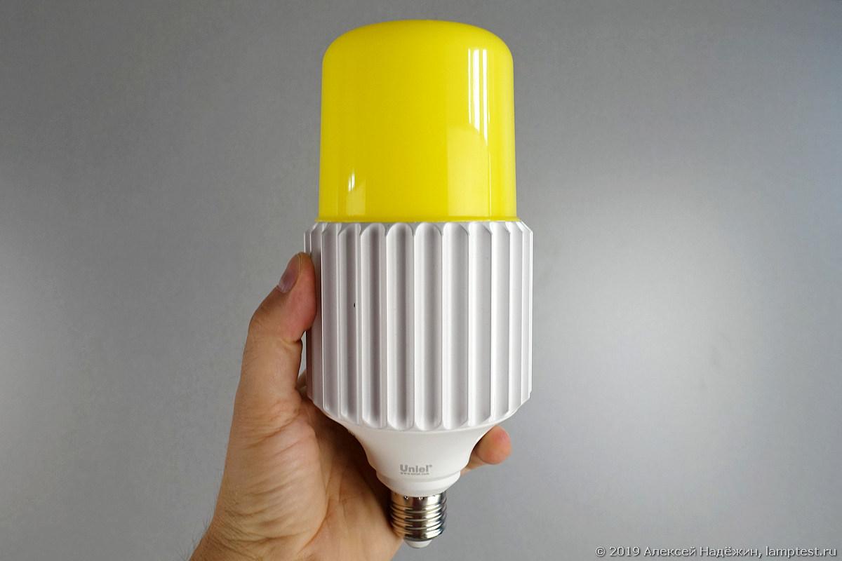 Мощные светодиодные лампы нового поколения - 1