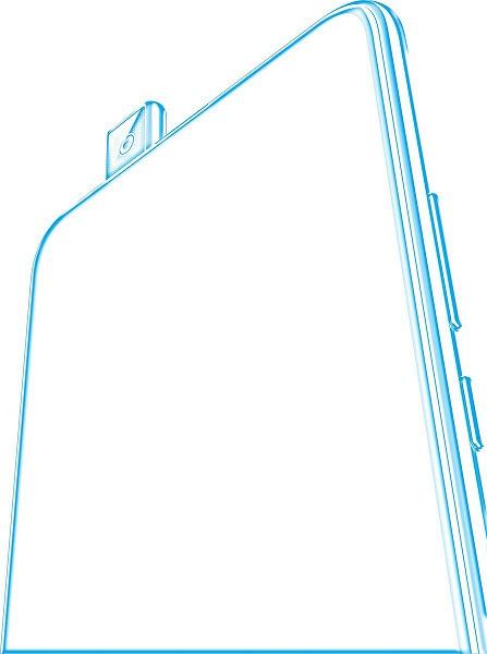 Первые изображения нового смартфона Huawei с выдвижной камерой