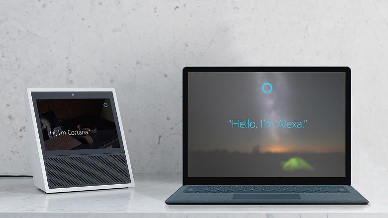 Пользователи Windows 10 смогут использовать голосовой помощник Alexa, не пробуждая ПК