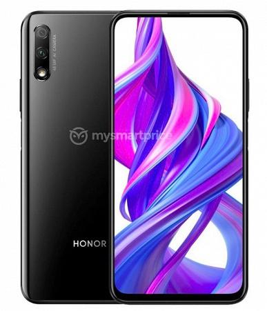 Рендеры смартфонов Honor 9X и 9X Pro в полный рост демонстрируют разницу между этими моделями
