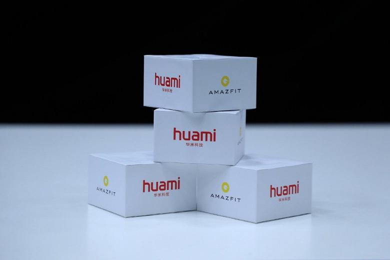 Упаковка умных часов Huami Amazfit GTR засветилась на живом фото перед сегодняшним анонсом