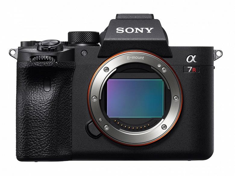 В камере Sony a7R IV используется первый в мире полнокадровый датчик изображения разрешением 61 Мп с обратной засветкой