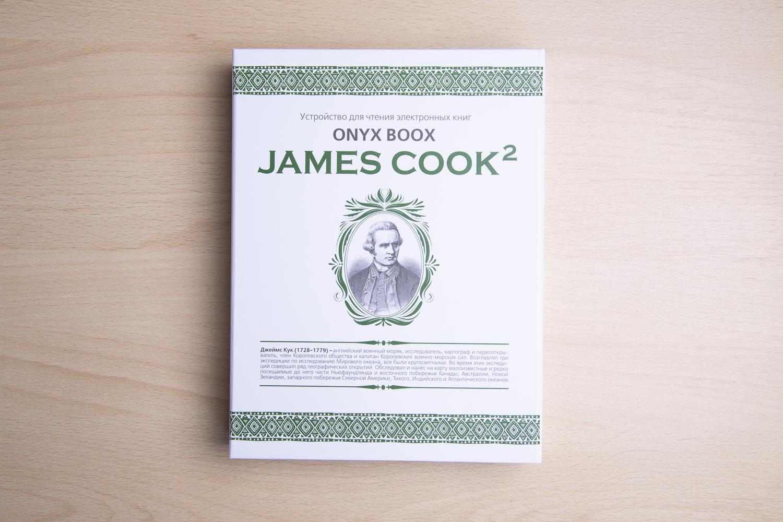 Вокруг света с электронной книгой: обзор ONYX BOOX James Cook 2 - 2