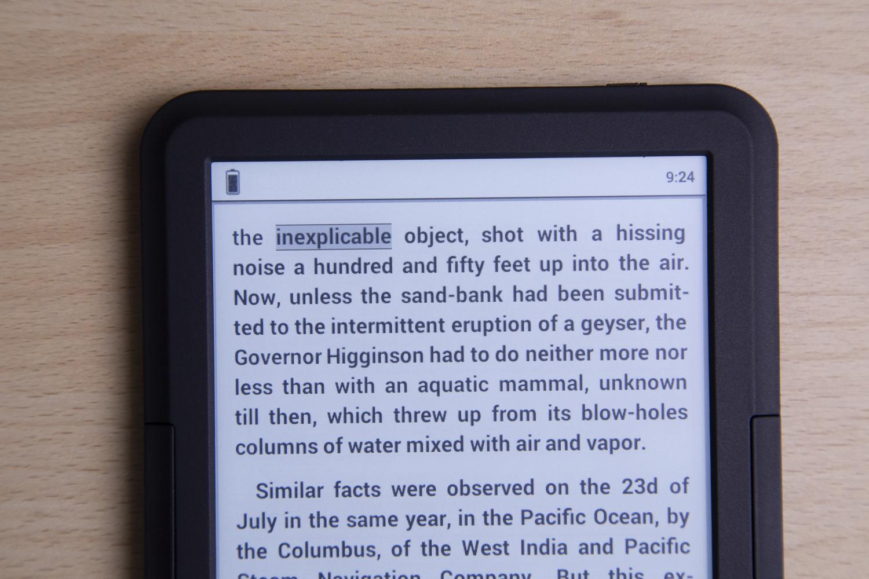 Вокруг света с электронной книгой: обзор ONYX BOOX James Cook 2 - 21