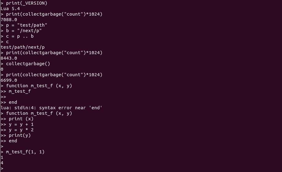 Встраиваем Lua интерпретатор в проект для микроконтроллера (stm32) - 1