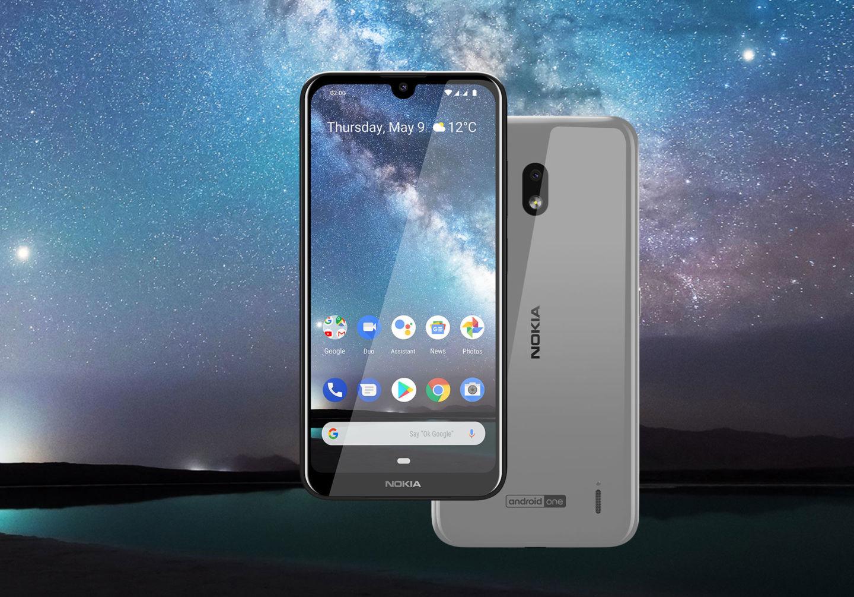 Nokia выпустила смартфон со съемной батареей за $139 - 1