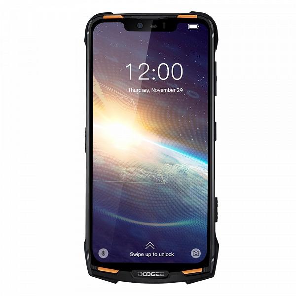 Неубиваемый смартфон Doogee S90 Pro получил SoC Helio P70, 6 ГБ ОЗУ, аккумулятор на 5050 мА•ч и защиту IP69K