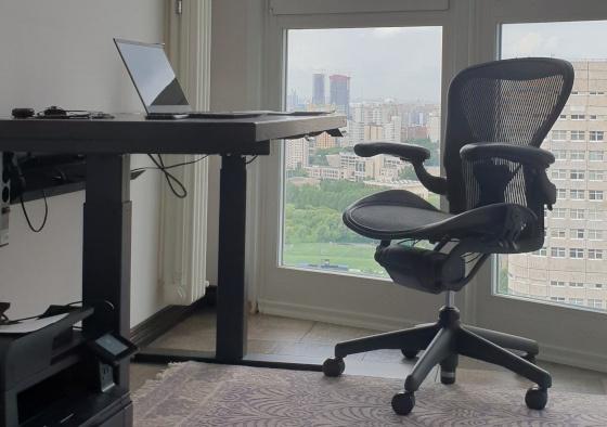 О столе для работы стоя, здоровье позвоночника и личной эффективности - 1