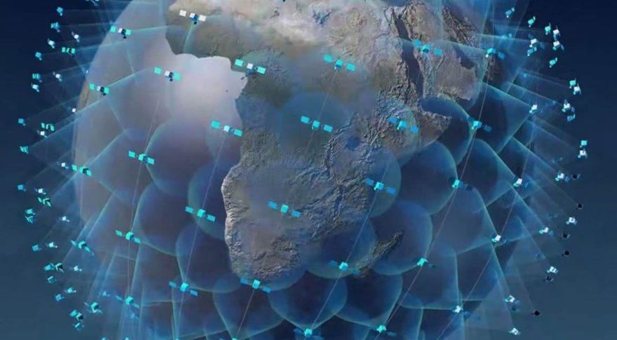 Спутниковая сеть OneWeb смогла обеспечить передачу данных на скорости 400 Мбит-с - 1