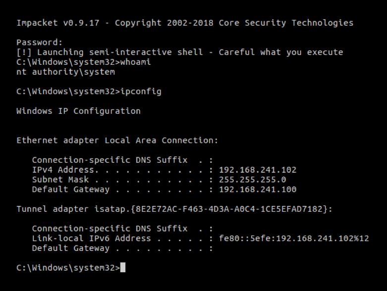 Как обнаружить атаки на Windows-инфраструктуру: изучаем инструментарий хакеров - 4