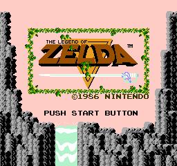 Переходы между экранами в Legend of Zelda используют недокументированные возможности NES - 1