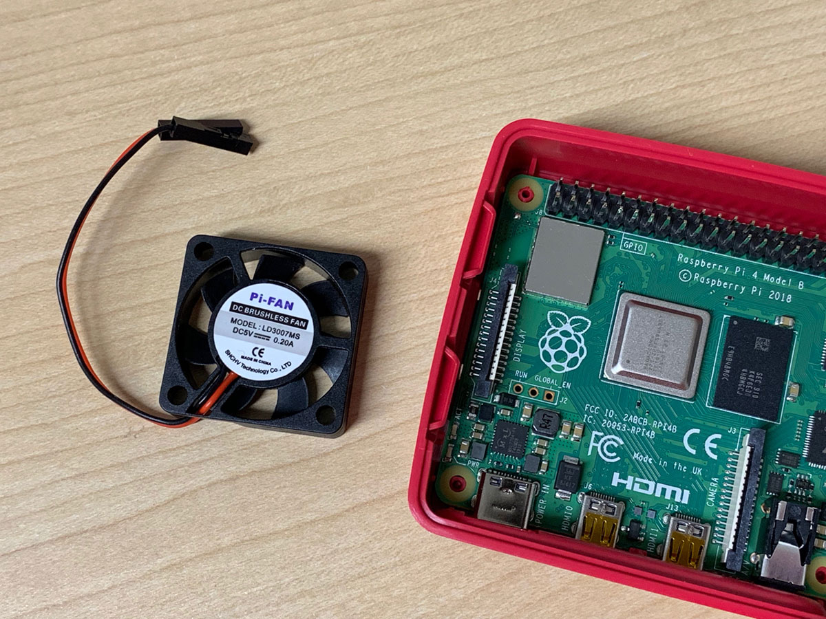 Почему Raspberry Pi 4 нужен вентилятор и как его поставить - 1