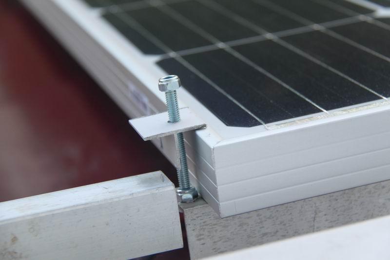 Солнечная электростанция на дом 200 м2 своими руками - 11