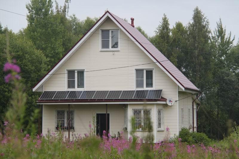 Солнечная электростанция на дом 200 м2 своими руками - 17