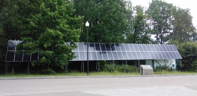 Солнечная электростанция на дом 200 м2 своими руками - 1