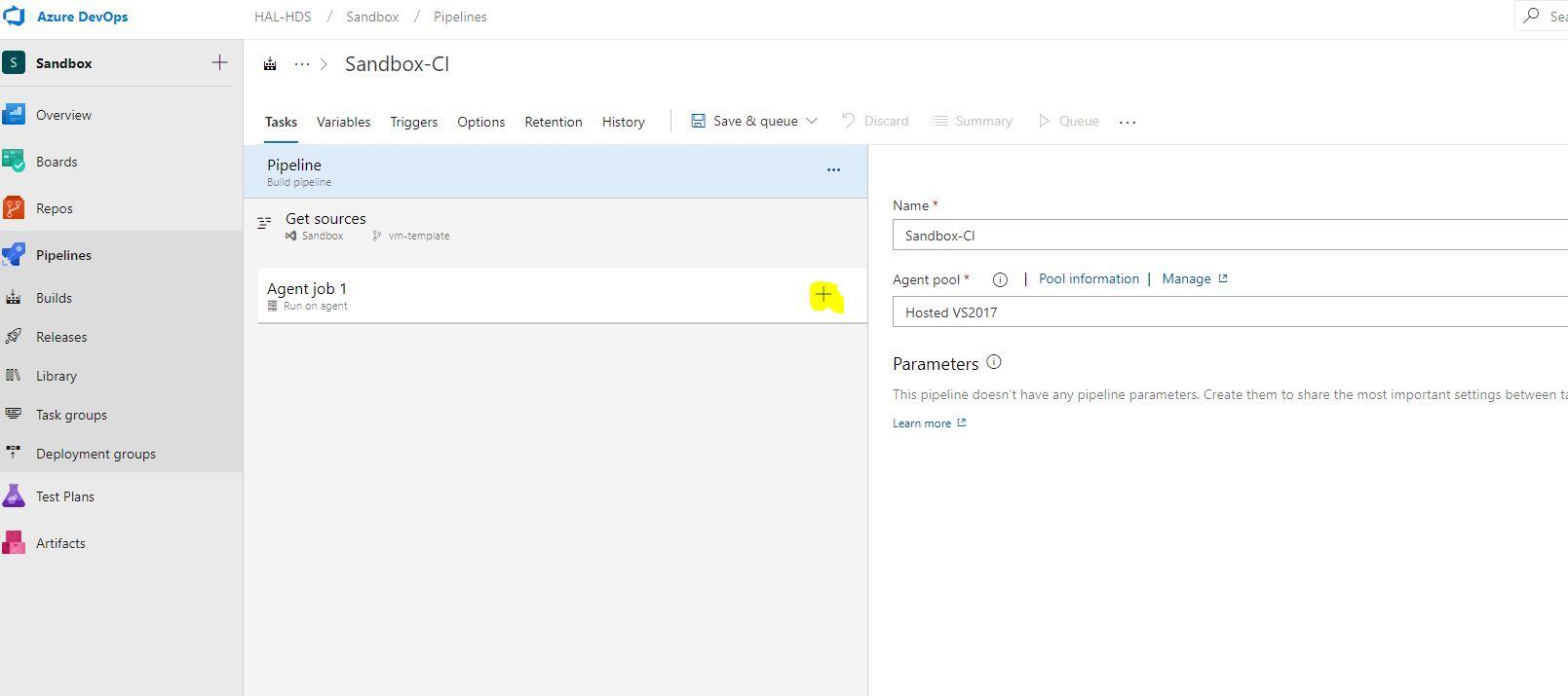 Строим пайплайн автоматизированного тестирования на Azure DevOps - 9