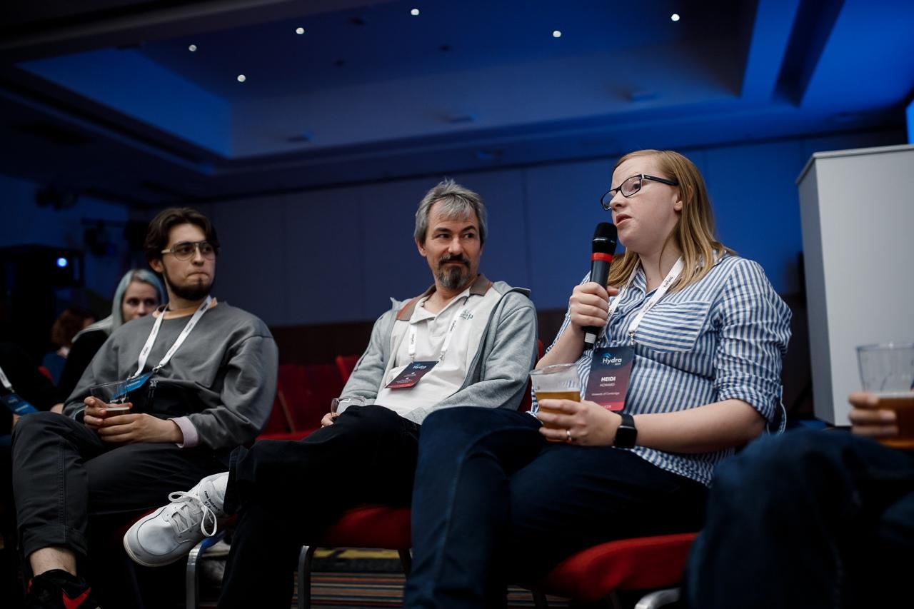 Три лауреата премии Дейкстры: как прошли Hydra 2019 и SPTDC 2019 - 3