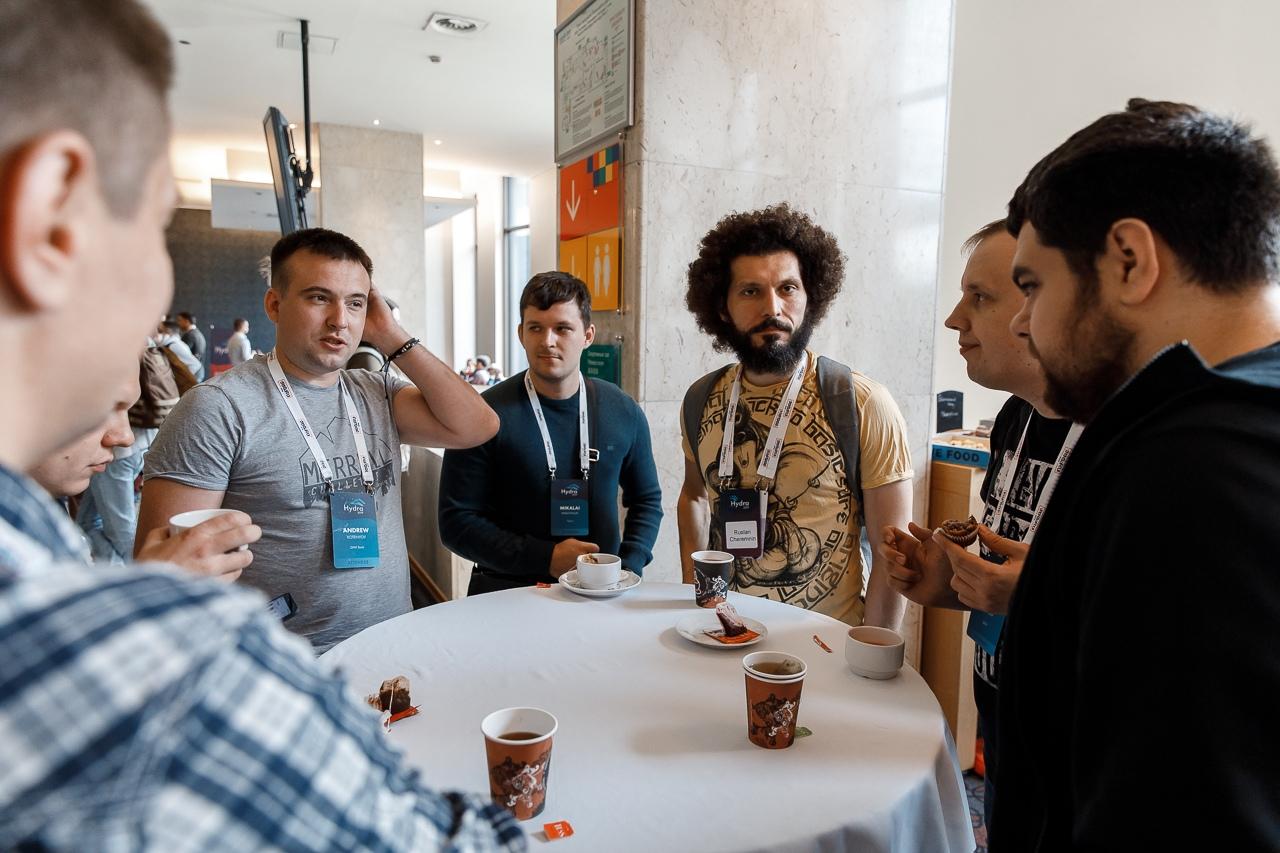 Три лауреата премии Дейкстры: как прошли Hydra 2019 и SPTDC 2019 - 5