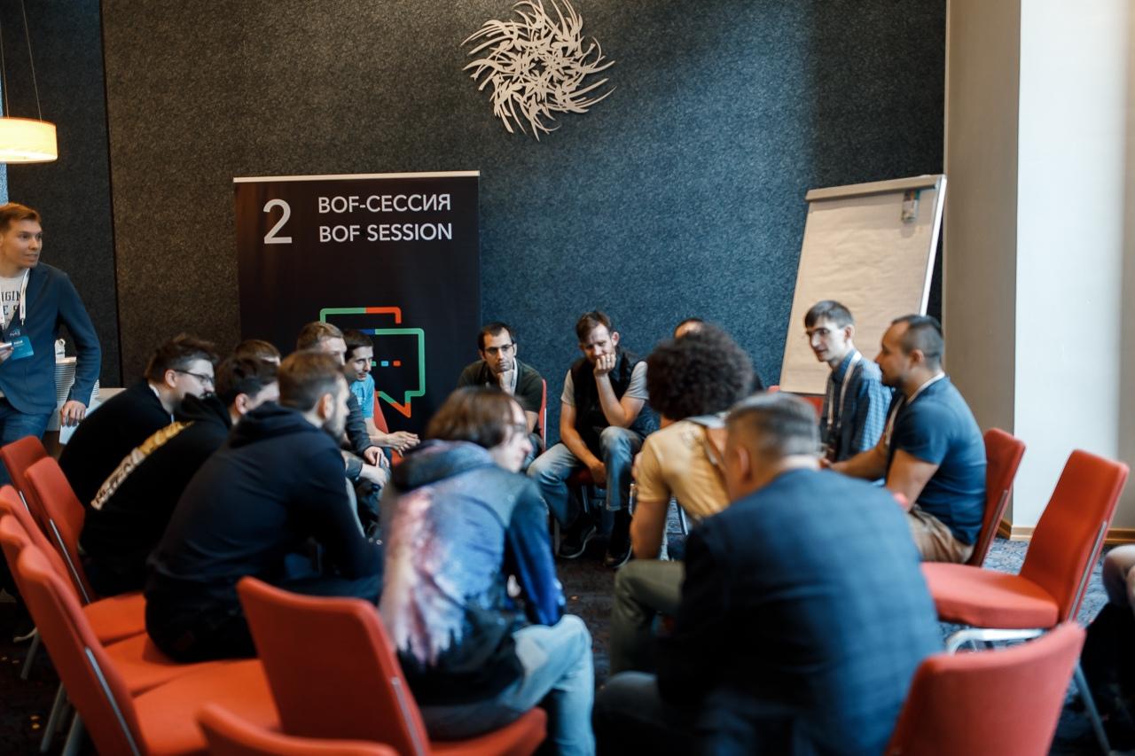 Три лауреата премии Дейкстры: как прошли Hydra 2019 и SPTDC 2019 - 8