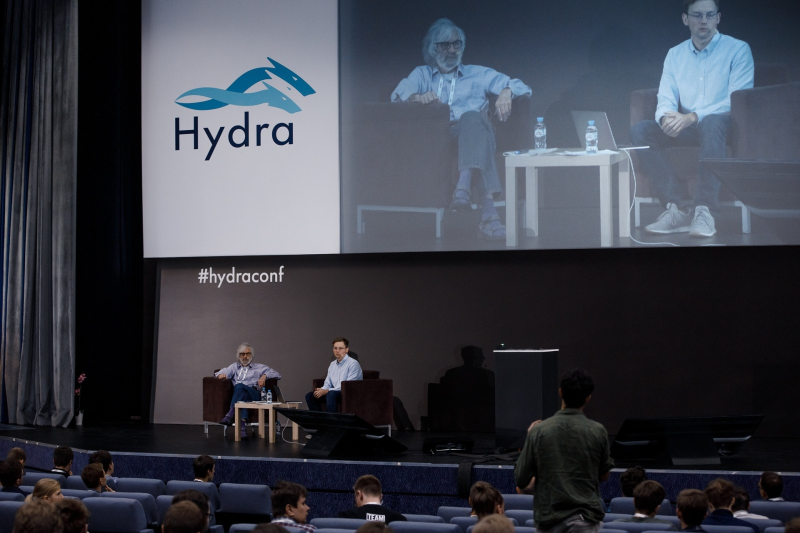 Три лауреата премии Дейкстры: как прошли Hydra 2019 и SPTDC 2019 - 9