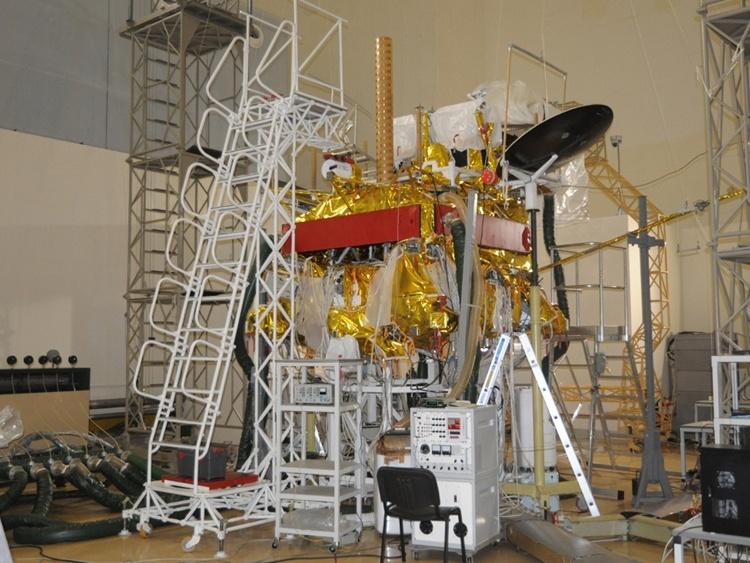 Запуск нового метеоспутника «Электро-Л» снова отложен
