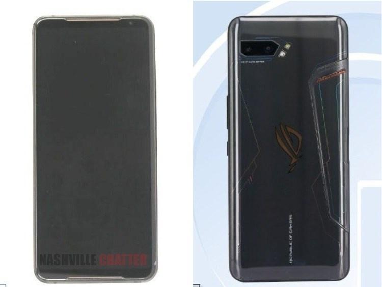 ASUS ROG Phone 2 появился в базе TENAA с 6,59-дюймовым дисплеем и аккумулятором на 5800 мА·ч