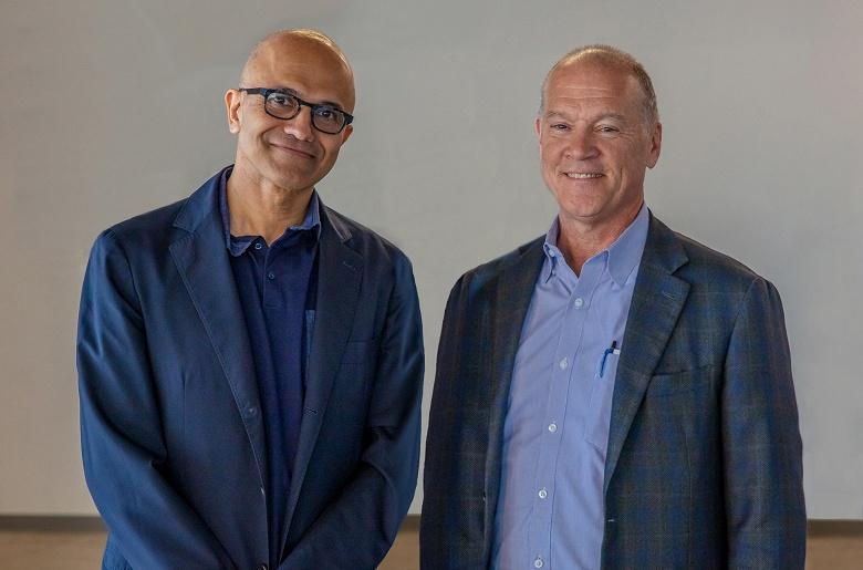 Microsoft предоставит AT&T услуги облачных вычислений на сумму 2 млрд долларов