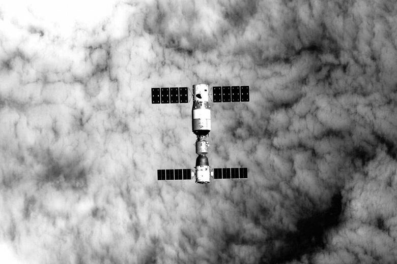 Китай лишился второй космической станции за полтора года